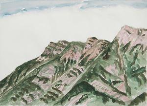Eastern Mountain by Lin Chuan-Chu contemporary artwork