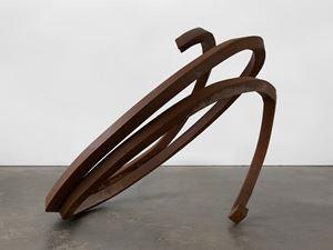 Indeterminate Line by Bernar Venet contemporary artwork