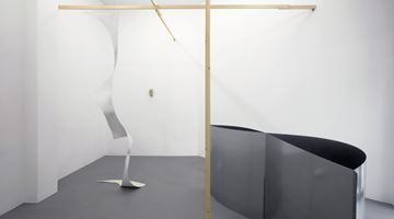 Contemporary art exhibition, Valerie Krause, Contiguous Space at Rolando Anselmi, Rome