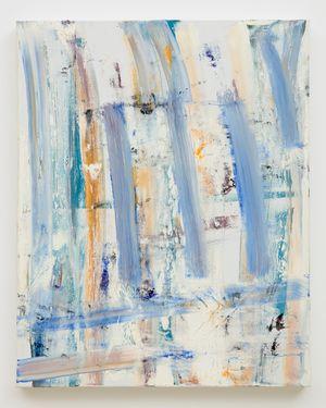 FIGURINA SPORTIVA: RENATA by Louise Fishman contemporary artwork
