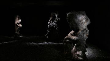 Contemporary art exhibition, Jacqueline Kiyomi Gork, Olistostrome at Empty Gallery, Hong Kong, SAR, China