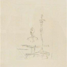 Alberto Giacometti contemporary artist