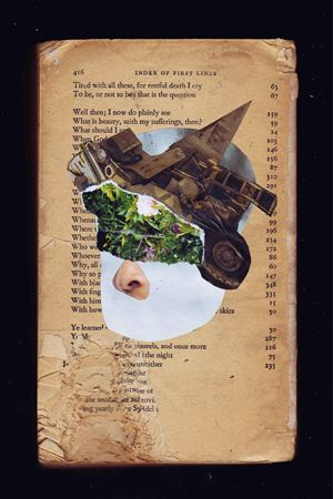 Scan Single 04 by Muvindu Binoy contemporary artwork