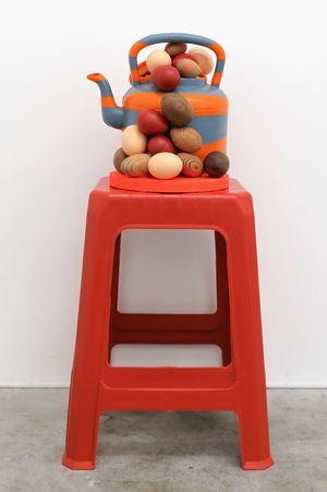 Pot by Judy Darragh contemporary artwork sculpture