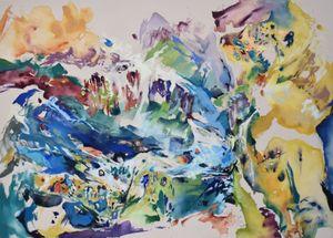 Element c-m-4 by Anne Kagioka Rigoulet contemporary artwork