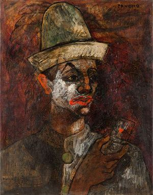 Pancho by Francis Picabia contemporary artwork