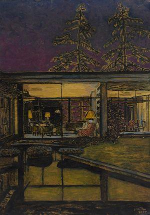 Purple by Stefan Kürten contemporary artwork