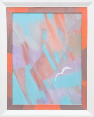 Slopes #1 by Saskia Leek contemporary artwork