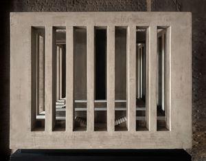 Claustrum II by Renato Nicolodi contemporary artwork