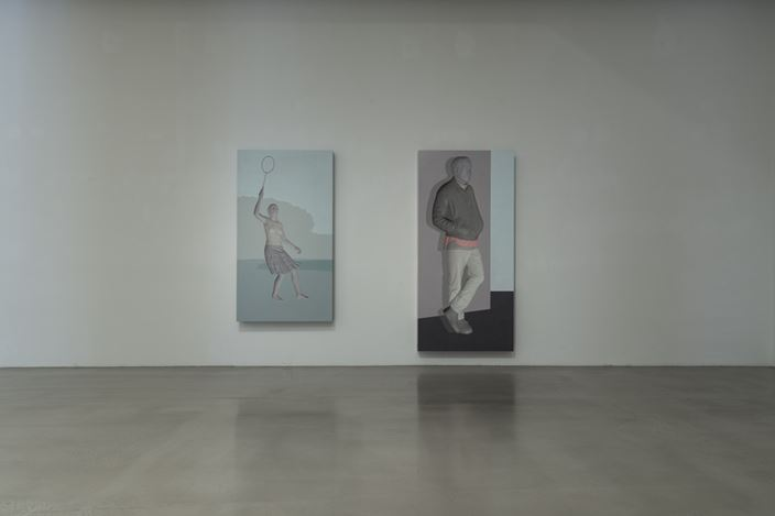 Exhibition view:Lee Yong Deok, INDIVISIBILITY, Arario Gallery, Cheonam (23 August–6 January 2019). Courtesy Arario Gallery.