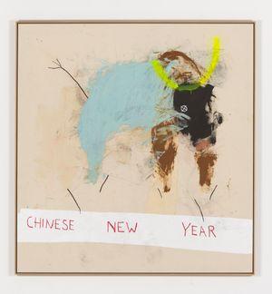 Chinese New Year by Jenny Brosinski contemporary artwork