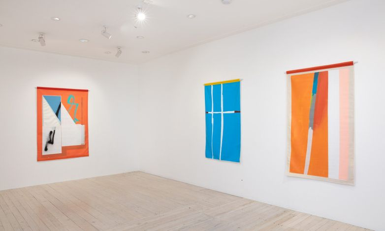 Exhibition view: Ed Bats, Waving, Not Drowning, Gallery 9, Sydney (16 June–10 July 2021). Courtesy Gallery 9, Sydney.
