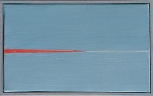 """""""Lumière éclat"""" by Geneviève Asse contemporary artwork"""