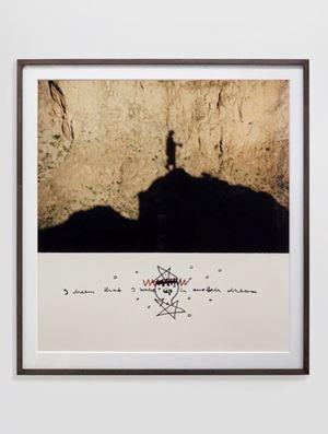 The Lovers (Starhead) by Marina Abramović contemporary artwork
