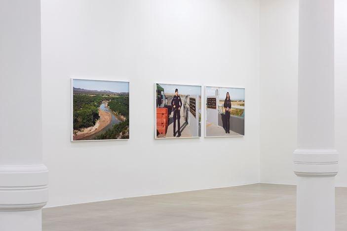 Exhibition view: An-My Lê, Silent General, Marian Goodman Gallery, London (24 January–29 February 2020). Courtesy Marian Goodman Gallery.