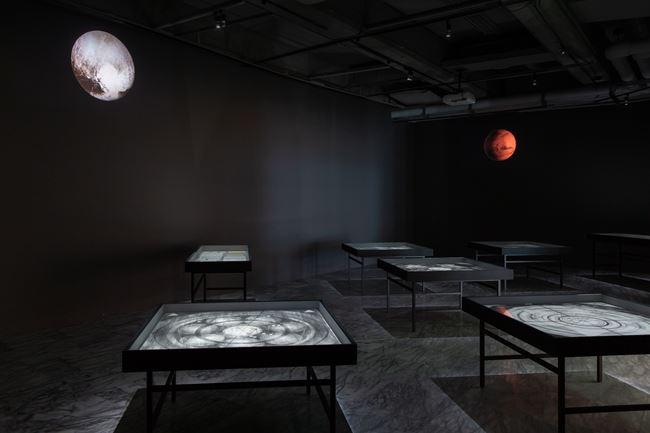 Liquidation Maps by Chen Yin-Ju contemporary artwork
