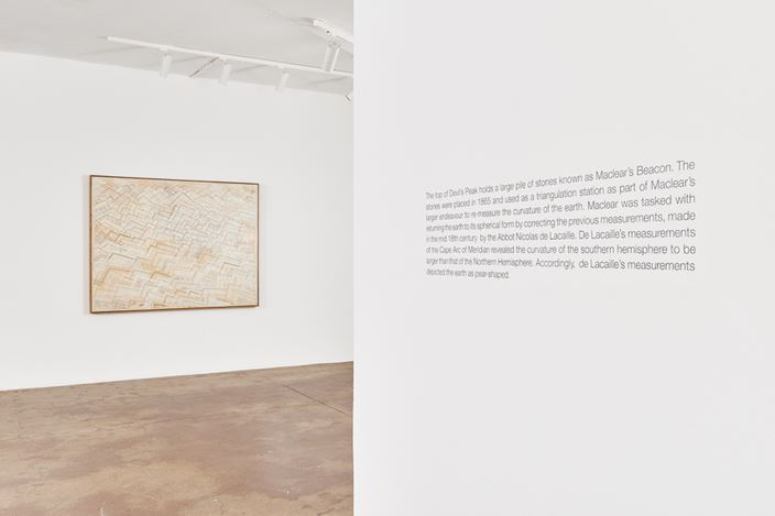 Exhibition view: Gerhard Marx, Near Distant, Goodman Gallery, Johannesburg (8 August–8 September 2020). Courtesy Goodman Gallery.