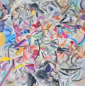 무제_44 by Woo Tae Kyung contemporary artwork