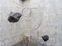 horizontal gaze by Hyungkoo Lee contemporary artwork sculpture