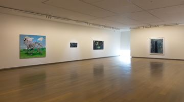 Contemporary art exhibition, Paul Chiang, Kuo Chwen, Lingering at Eslite Gallery, Taipei