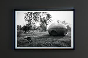 Spaceship with Dog, Nabua, 2008 by Apichatpong Weerasethakul contemporary artwork