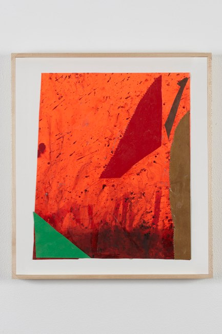 DRFTRS (5037) by Sterling Ruby contemporary artwork