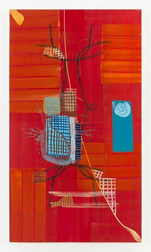¿ME RECUERDAS? by Juan Uslé contemporary artwork