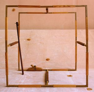 Steady Springett by Brian Griffiths & Frank Kent contemporary artwork