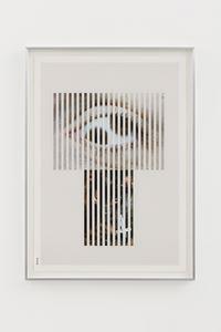 Discrete Model 038 by Goshka Macuga contemporary artwork works on paper