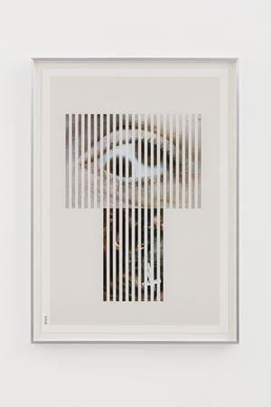 Discrete Model 038 by Goshka Macuga contemporary artwork