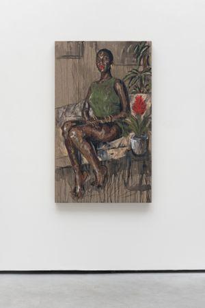 Aisha Mbikila by Panmela Castro contemporary artwork