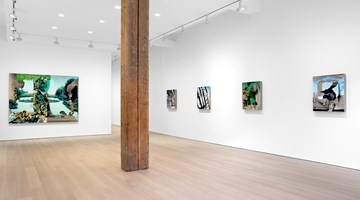 Contemporary art exhibition, Annie Lapin, Annie Lapin at Miles McEnery Gallery, New York