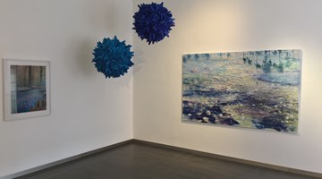 Contemporary art exhibition, Group Exhibition, Thank you for the Flowers at Beck & Eggeling International Fine Art, Düsseldorf, Germany