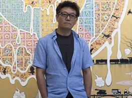 Gonkar Gyatso At Pearl Lam Galleries, Hong Kong