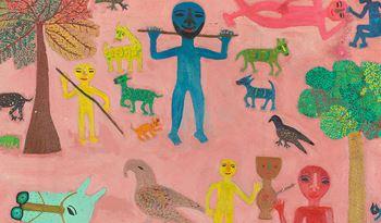 Madhvi Parekh Defies Categorisation in New York Retrospective
