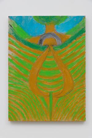 Birth by Luchita Hurtado contemporary artwork painting