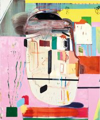 Vectors or Pixels or Whatsoever by Hyunjin Bek contemporary artwork painting