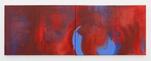 "A Finger (""Frau als Ferne"") by Julia Dubsky contemporary artwork"