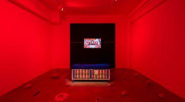 Contemporary art exhibition, Kara Chin, Fountain of Youth at Huxley-Parlour, London, United Kingdom