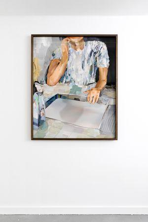 Leakage by Alina Frieske contemporary artwork