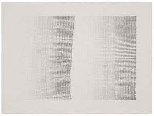 A Futile Exercise: WANK by Frances Richardson contemporary artwork