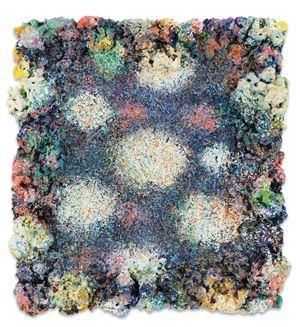 DeepDrippings (International Hiss Version) by Phillip Allen contemporary artwork