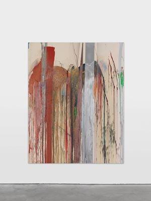 Délices by John M Armleder contemporary artwork