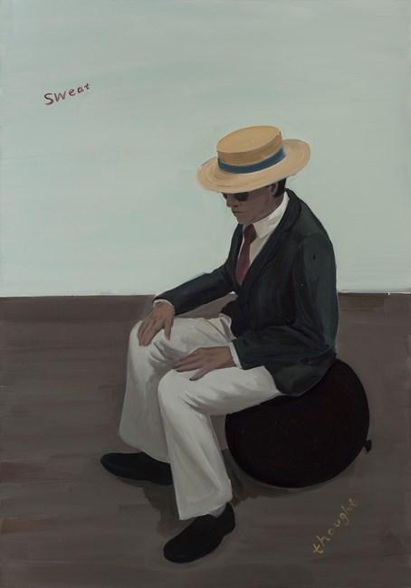 Sensitivity by Zhai Liang contemporary artwork