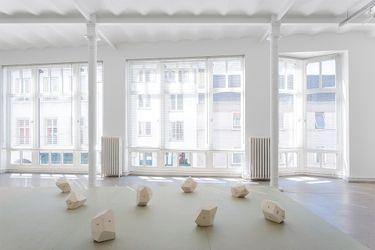 Exhibition view: Didier Vermeiren, Galerie Greta Meert, Brussels (8 September–5 November 2016).Courtesy Galerie Greta Meert.