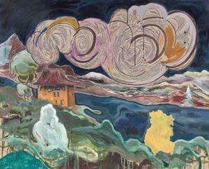 Retreat II by Pierre Knop contemporary artwork