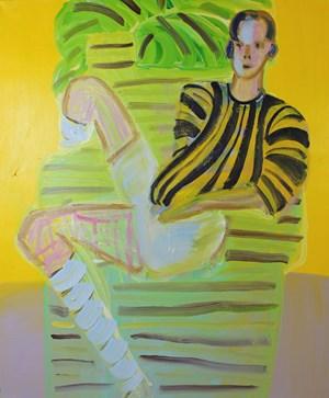 Avoid the News by Carla Busuttil contemporary artwork