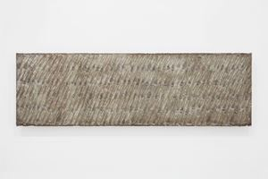 Ecriture No. 155-82 by Park Seo-Bo contemporary artwork
