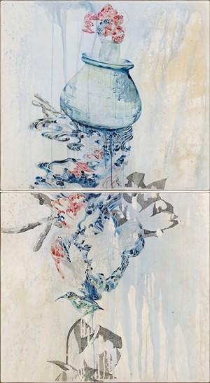 Weight/wait by Belinda Fox contemporary artwork