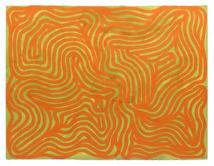 Parallel Curves by Sol LeWitt contemporary artwork